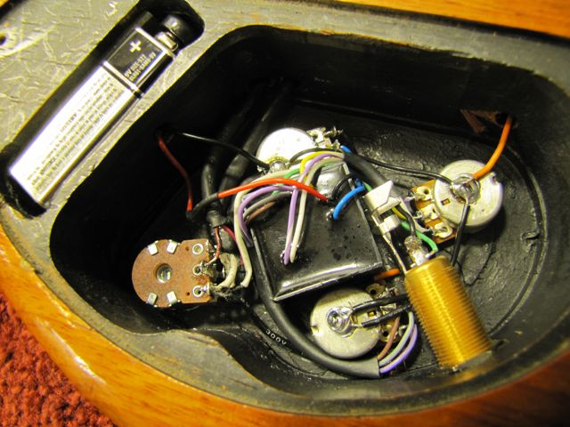 Electronics 101. – SF Guitarworks on