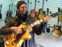 San Francisco Guitarworks, Gretsch, Guitar Repair, Restoration