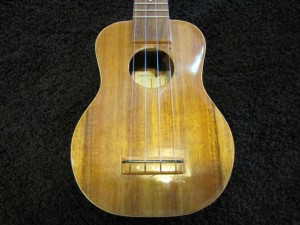 San Francisco Guitarworks, Ukulele Repair Restoration