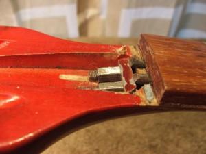 rickenbacker neck repair sf guitarworks. Black Bedroom Furniture Sets. Home Design Ideas