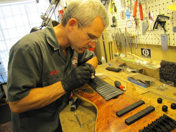 Sf Guitarworks Guitar Repair