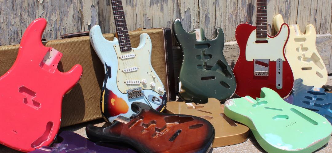 Custom Guitar Building Class – SF Guitarworks